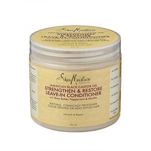 Shea Moisture Jamaican Black Castor Oil Strengthen - Après-shampoing