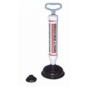 Wirquin Déboucheur à pompe - Diamètre 7 cm et 16 cm