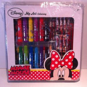 Mallette de coloriage minnie mouse comparer avec - Coloriage minnie jouet ...