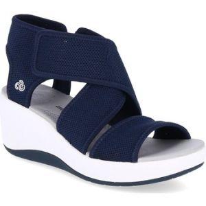 Clarks Sandales Step Cali Palm bleu - Taille 39,40,41,42,37 1/2,41 1/2,39 1/2