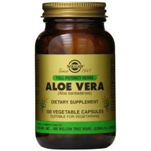 Image de Solgar FP Aloe vera - 100 gélules