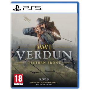 WWI Verdun: Western Front (PlayStation 5) [PS5]