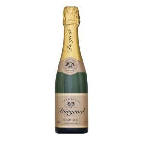 Dorgeval Champagne demi-sec 37,5 cl