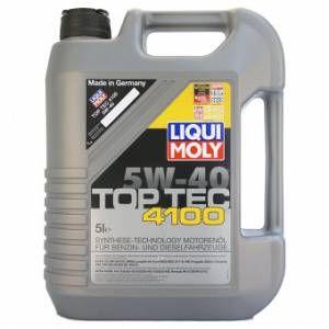 Liqui Moly Top Tec 4100 5W-40 (5 l)