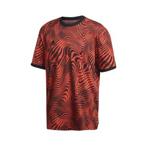 Adidas Maillot Tango Rouge/Noir