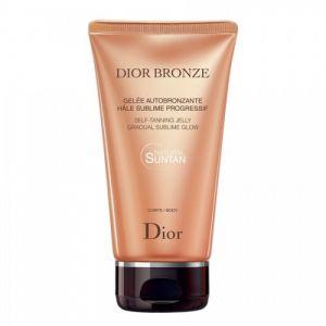 Dior Bronze - Gelée autobronzante hâle sublime progressif Corps