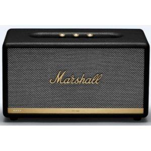 Marshall Enceinte sans fil Stanmore II Google Voice Noir