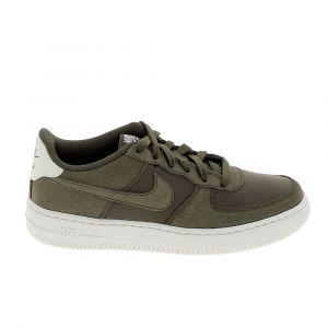 Nike Chaussures enfant Air Force 1 Suede Jr Kaki AR0265200 vert - Taille 40