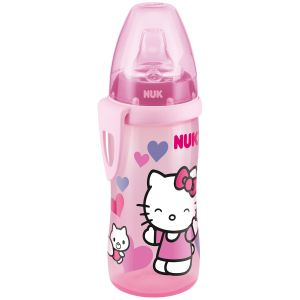 Nuk 10255276 - Active Cup Hello Kitty 300 ml