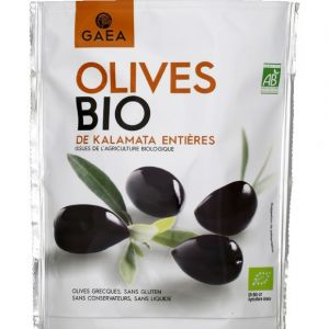 Gaea Olives bio de Kalamata entières
