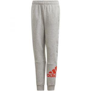 Adidas Jogging enfant Pantalon Must Haves Bos Gris - Taille 11 / 12 ans,13 / 14 ans,9 / 10 ans
