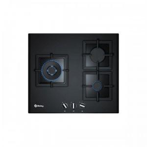 balay 3etg663hb table de cuisson gaz 3 foyers comparer avec. Black Bedroom Furniture Sets. Home Design Ideas