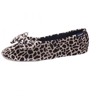 Isotoner Chaussons 95991 Marron - Taille 41,35 / 36