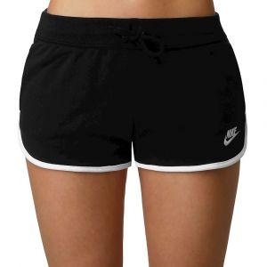Nike NSW HRTG FLC - NOIR - femme - SHORT