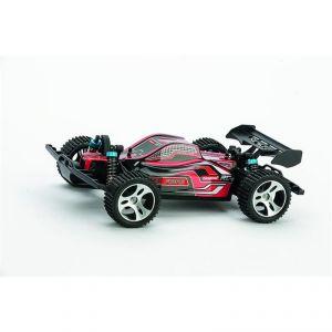 Carrera Toys Red Fiber Pro 1:18 - Voiture RC débutant