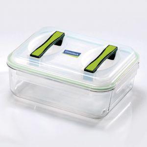 Glasslock Lunch box / Bento hermétique rectangulaire 450cl Handy