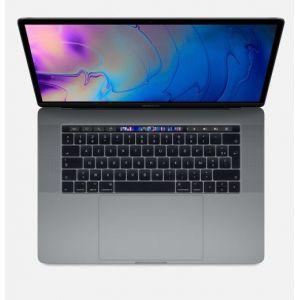 "Apple MacBook Pro 15.4"" Touch Bar 512 Go SSD 16 Go RAM Intel Core i9 8 coeurs à 2,3 GHz Gris sidéral (MV912FN/A)"