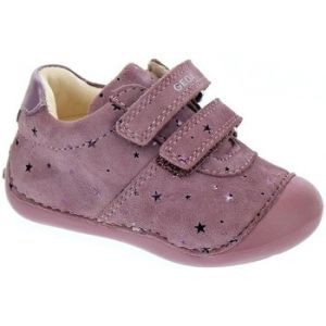 Geox Chaussures sport à scratch Rose - Taille 22