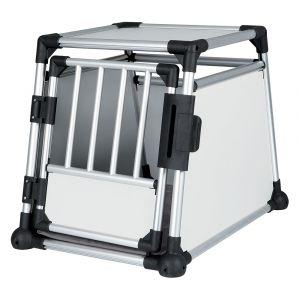 Trixie Box de transport en aluminium pour chien 63 × 65 × 90 cm