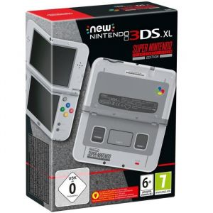 Nintendo New 3DS XL Super Entertainment System Edition