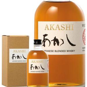 Akashi Whisky japonais étui