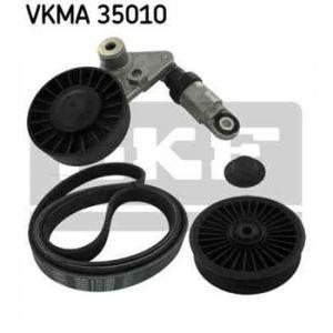 SKF Kit de courroies d'accessoires VKMA35010