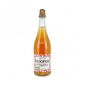 Hooper Cidre rosé bio 75 cl