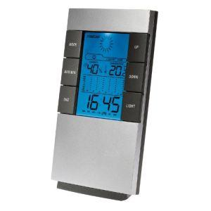 Clip Sonic SL207 - Station météo hygromètre Bluelight pour température extérieure