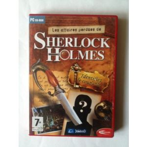 The Lost Cases of Sherlock Holmes [PC]