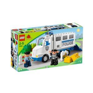 Duplo 5680 - Ville : Le camion de police