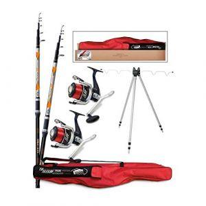 Lineaeffe Kit de pêche Combo Surf