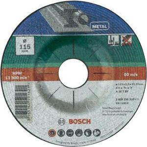 Bosch 2609256311 - Disque à tronçonner droit métal