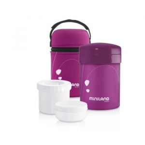 Miniland Baby Thermos pour alimentation Thermetic 200/350/700 ml