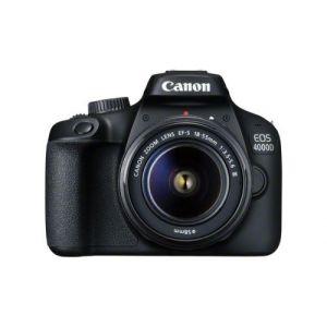 Canon EOS 4000D (avec objectif 18-55mm)