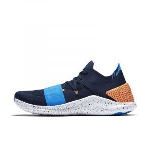 Nike Chaussure de cross-training, HIIT et fitness Free TR Flyknit 3 NEO pour Femme - Bleu - Taille 39