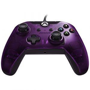PDP Manette filaire pour Xbox One/S/X/PC - violet