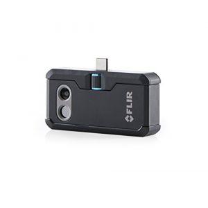 Flir Caméra thermique ONE PRO Android USB C 8.7 Hz -20 à +400 °C 160 x 120 pix