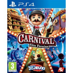 Jeu PS4 Take 2 Carnival fete foraine [PS4]