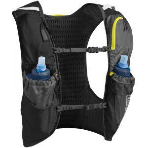 Camelbak Sac hydratation ultra pro vest 2 flasques 500ml gris noir s