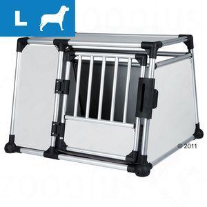 Trixie Cage de transport en aluminium, 93 x 65 x 81 cm