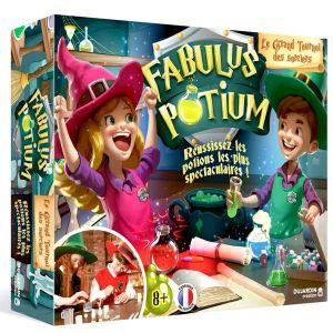 Dujardin Fabulus Potium