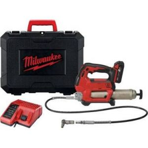 Milwaukee M18 GG-201C - Pompe à graisse 18V