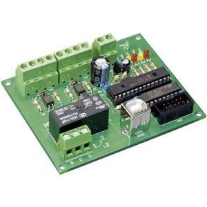H-Tronic H de Tronic 840526Relais temporisé USB sans CD, 9fonctions