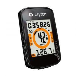 Bryton Compteur Velo GPS Rider 15 E - Noir