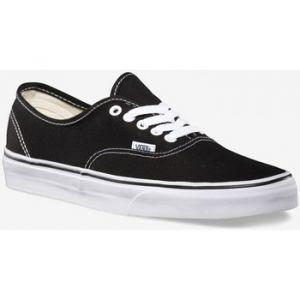 Vans Authentic chaussures noir blanc 42,5 EU