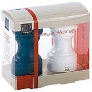 Peugeot 2 moulins à poivre/sel Bistro en bois (10 cm)