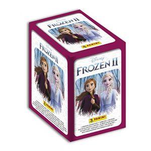 Panini Boîte 100 pochettes Disney Frozen La Reine des Neiges 2
