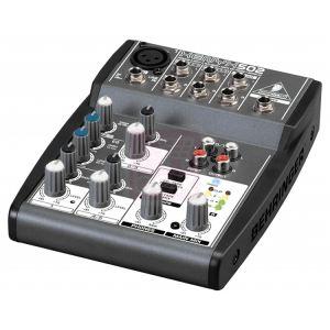 Behringer Xenyx 502 - Console analogique