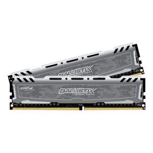 Crucial BLS2C4G4D240FSB - Barrettes mémoire Ballistix Sport LT 2 x 4 Go DDR4 2400 MHz DIMM 288 broches