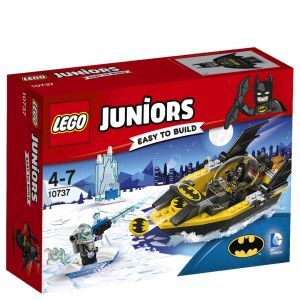 Lego 10737 - Juniors : Batman contre Mr. Freeze